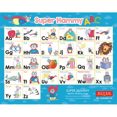 Super Hammy poster