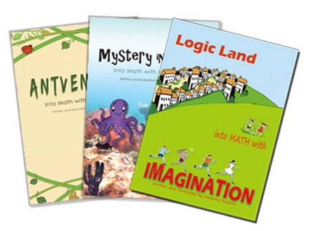 Spark the Natural Curiosity of Kids with 'Into Math with Imagination'