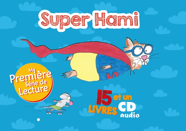 Super Hammy French Release!
