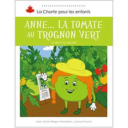 Anne… la Tomate au Trognon Vert