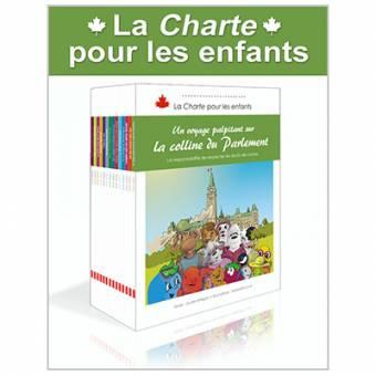 La Charte pour les enfants - Ensemble complet