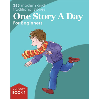 One Story A Day for Beginners - Book 1