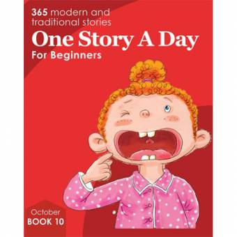 One Story A Day for Beginners - Book 10