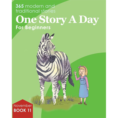 One Story A Day for Beginners - Book 11