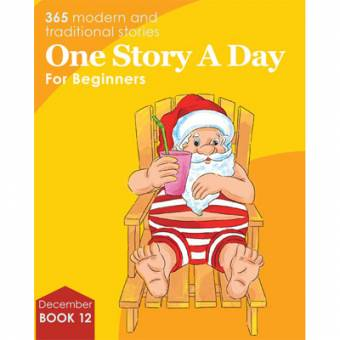 One Story A Day for Beginners - Book 12