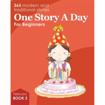 One Story A Day for Beginners - Book 2
