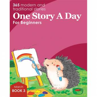 One Story A Day for Beginners - Book 3