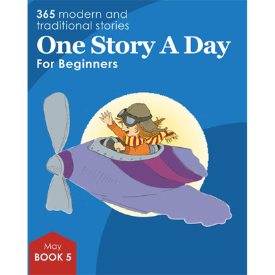 One Story A Day for Beginners - Book 5