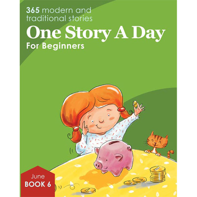 One Story A Day for Beginners - Book 6