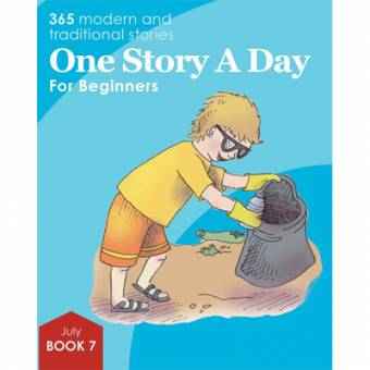 One Story A Day for Beginners - Book 7