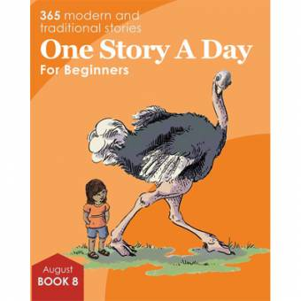 One Story A Day for Beginners - Book 8