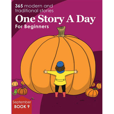 One Story A Day for Beginners - Book 9