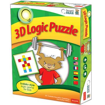 3D Logic Puzzle