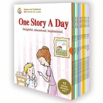 One Story A Day Series Package [12 Books ]