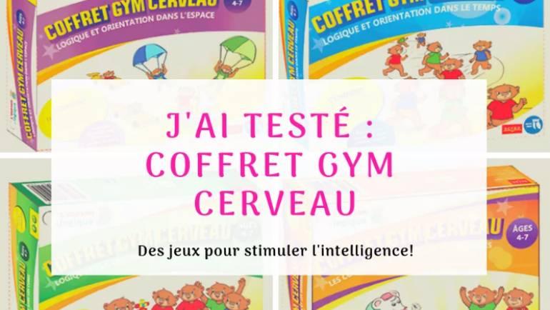 Testé : Coffret Gym Cerveau de DCCED