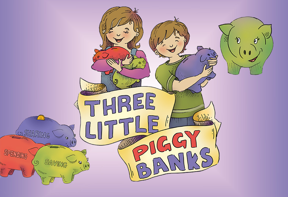 Fighting for Financial Literacy with the Three Little Piggy Banks
