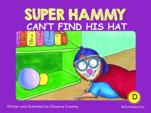 D1=Super Hammy Can't Find His Hat