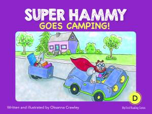 D5=Super Hammy Goes Camping