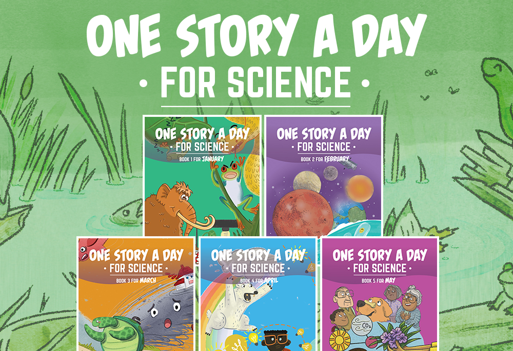 Diving into Science, One Story at a Time
