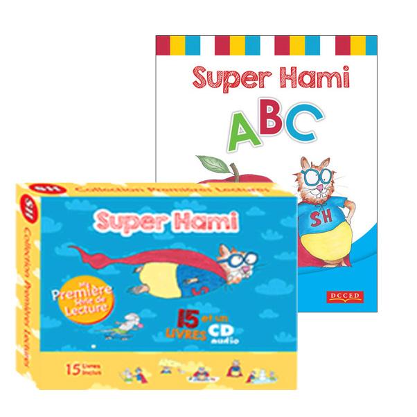 SuperHami&ABC