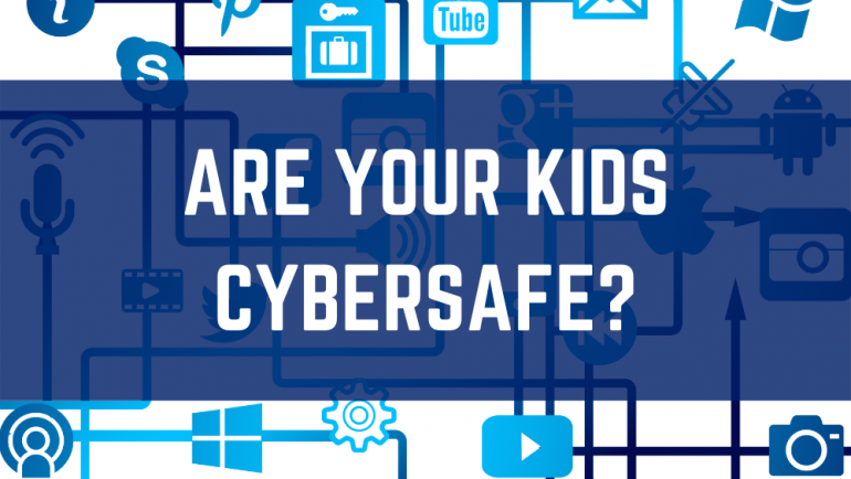 5 Cybersecurity Tips to Keep Kids Safe Online